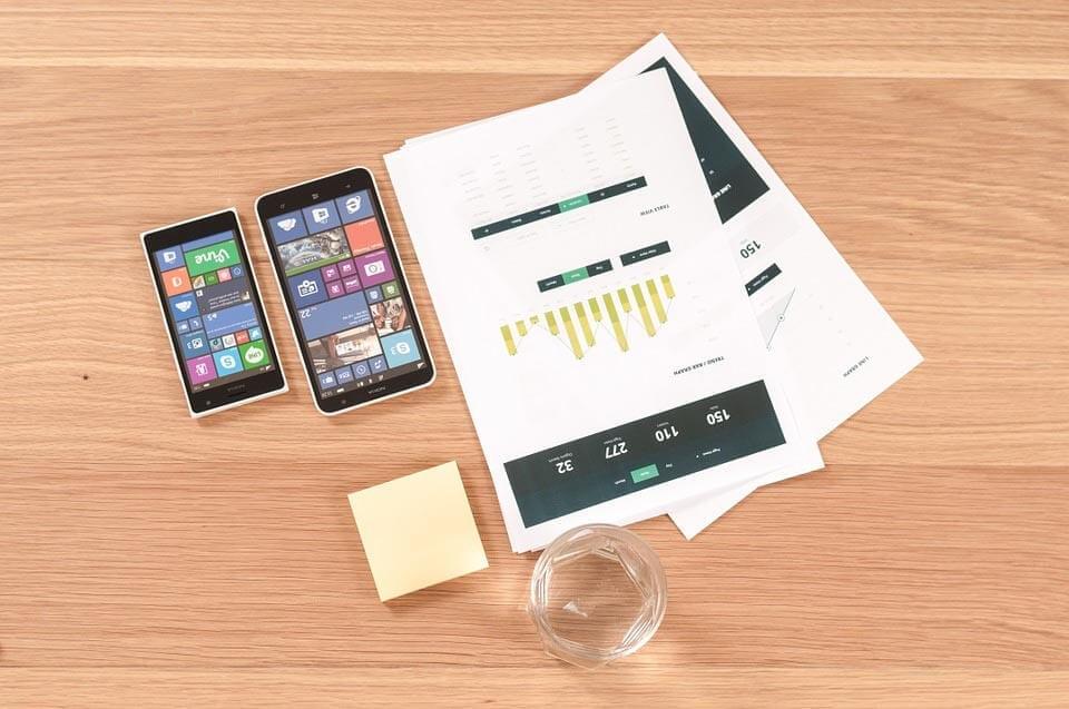 Webdesign Ux Design Business App Mobile Interface Pos