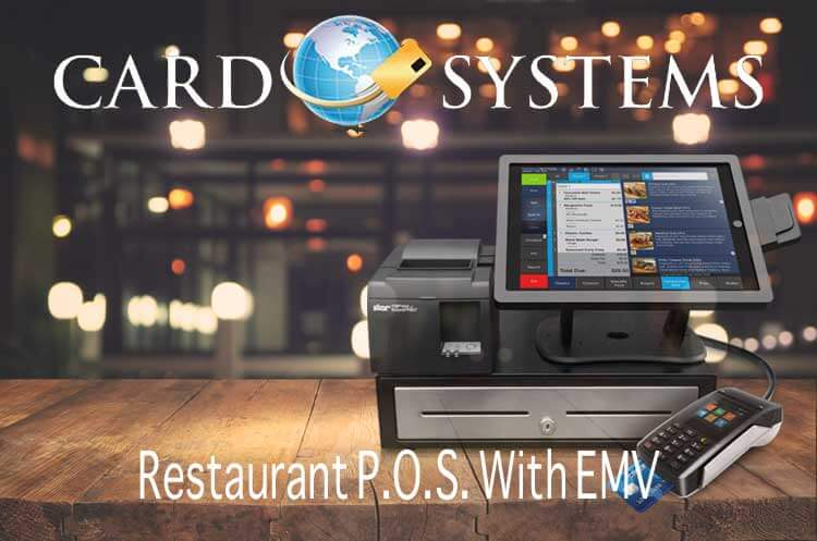 Restaurant Point Of Sale With Simple EMV Integration