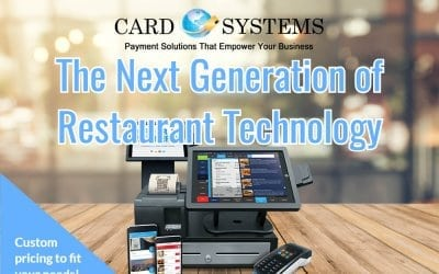 The Next Generation of Restaurant Technology
