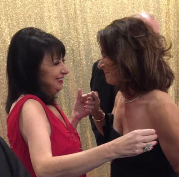 Apex Awards Barbara Dell Donna Noce  e