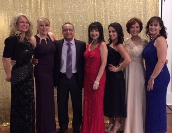 2017 Apex Awards - DFS Board members