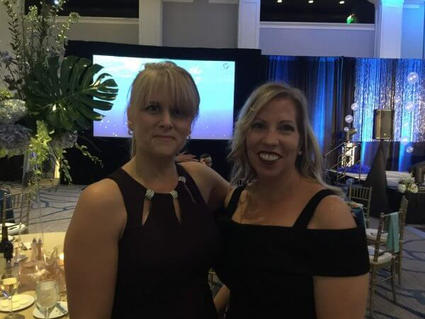 2017 Apex Awards - Karen Anderson & Nickole Hendra