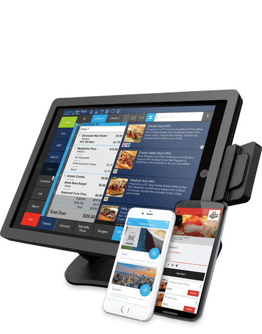 Mobilebytes System Pos Pos Apps From Card Systems Fort Myers