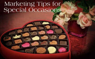 Six Quick Marketing Tips For Special Occasions