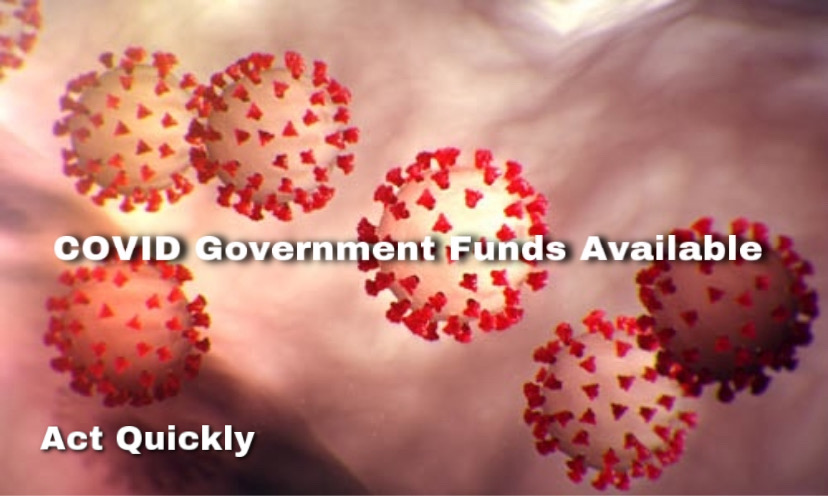 COVID-19 Government Funds for Small Business