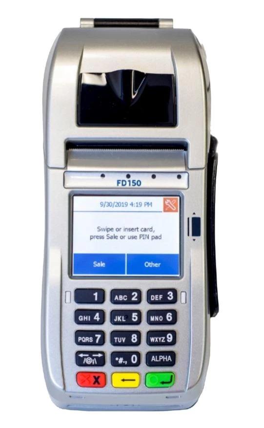 FD 150 Card Processing Terminal