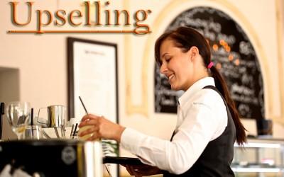 Restaurant Server Suggestive Selling