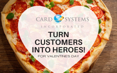Help customers get creative for Valentine's Day