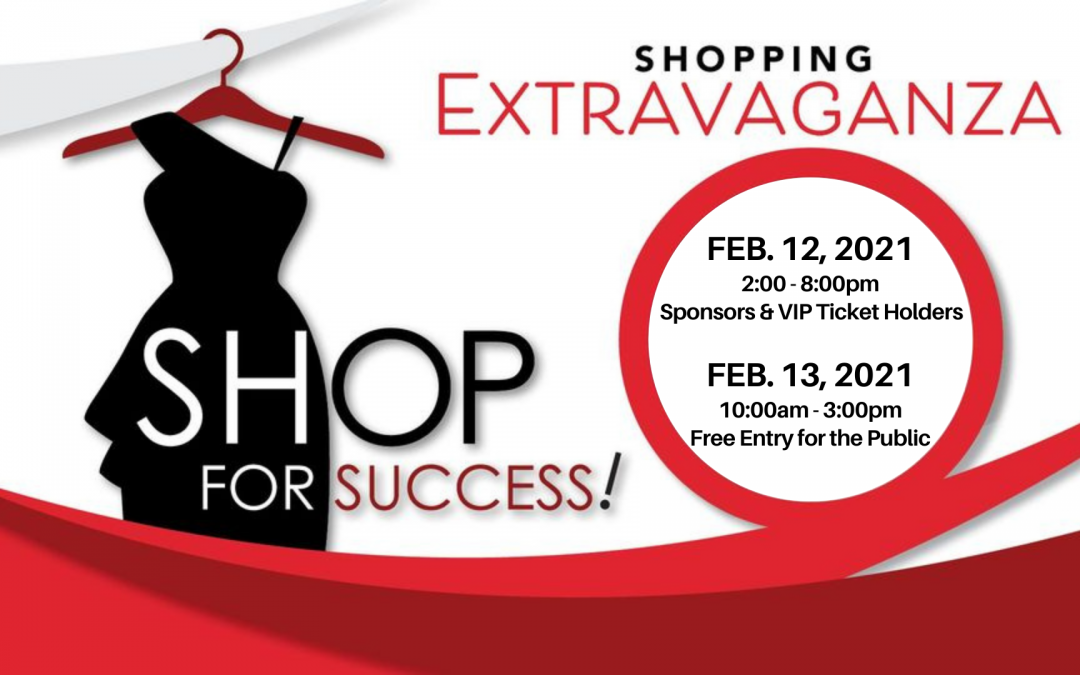 Shopping for Success! Support Dress for Success